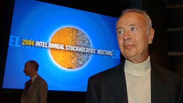 Andy Grove dies at 79