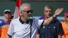 Indian Wells tournament director resigns