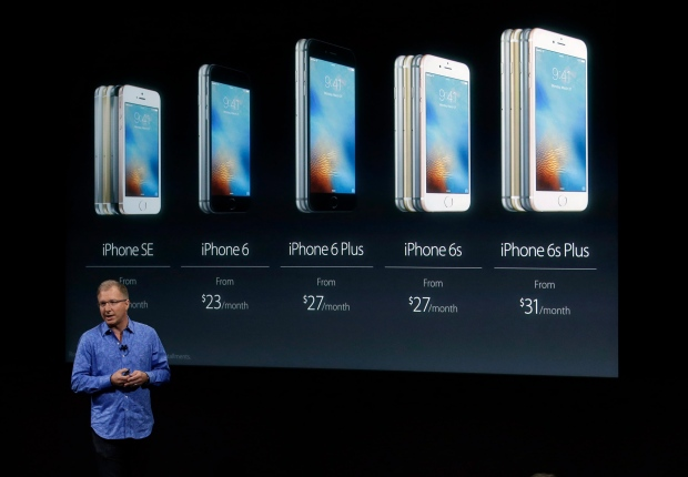 Apple announces new iPhone SE