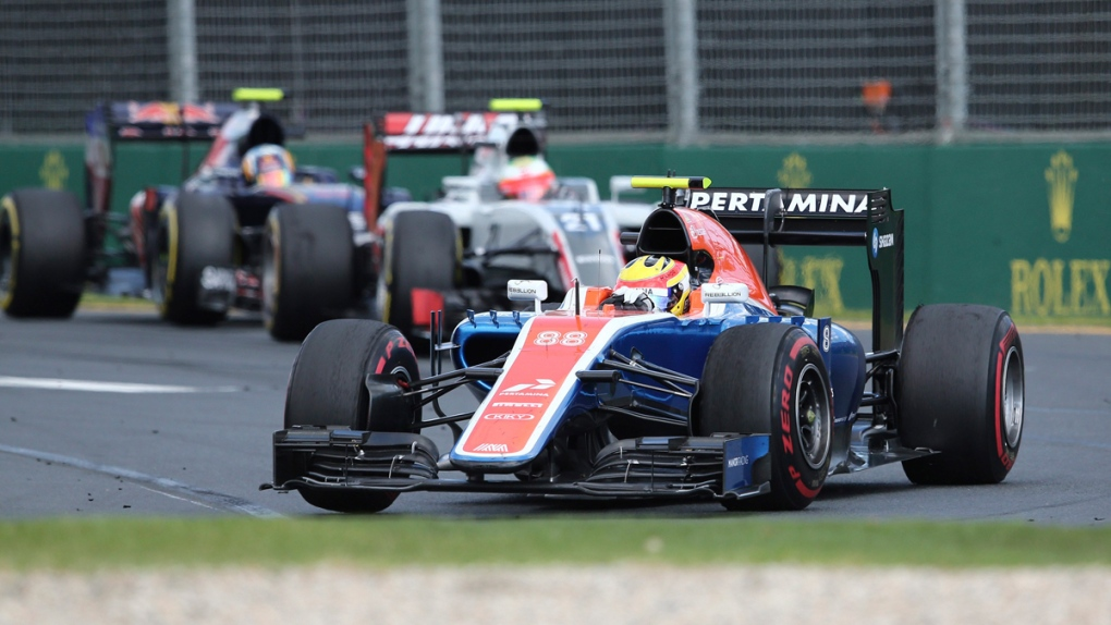 Australian GP date under 'discussion', says government