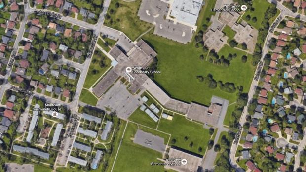 school, westmount