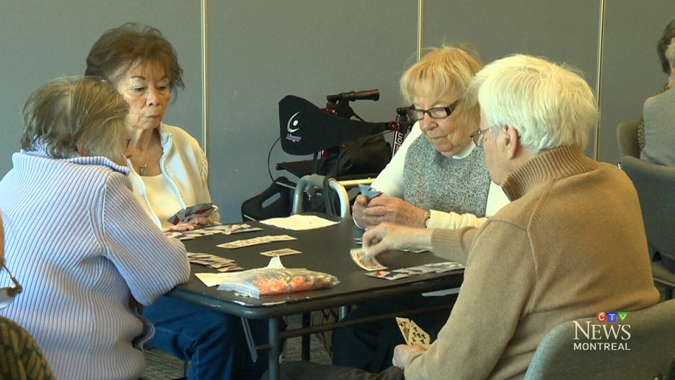 CTV Montreal: Seniors fearful: study