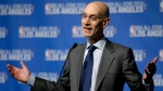 NBA Commissioner Adam Silver, shown in a March 2016 file photo, wants all teams to improve workplace culture and hire more women. (File / AP Photo)