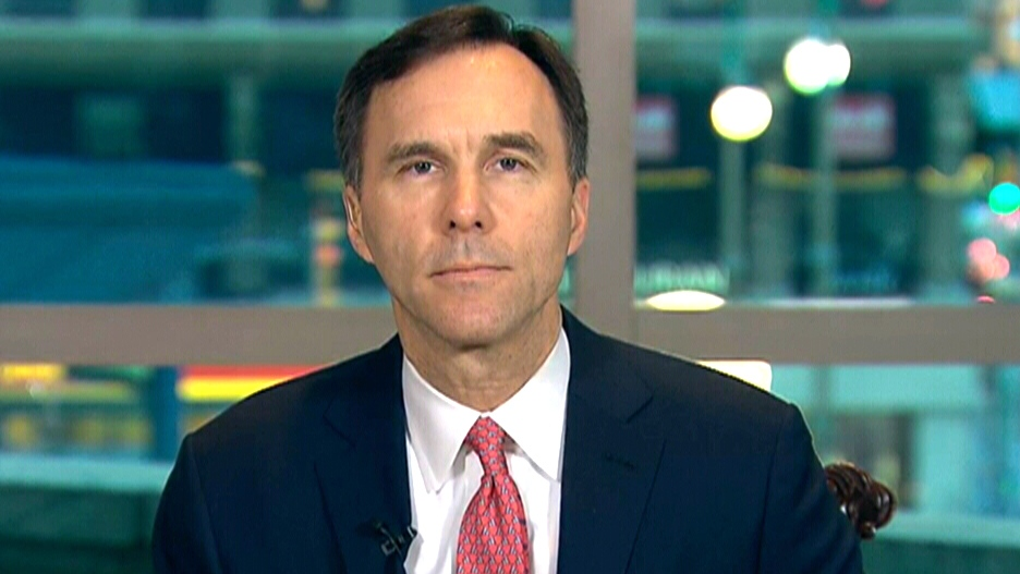 Federal Finance Minister Bill Morneau speaks to CTV's Canada AM on Wednesday, March 23, 2016.