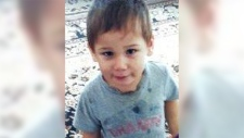 Missing child in Portage la Prairie