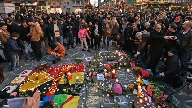 Brussels memorial