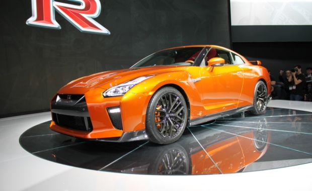 2017 Nissan GT-R gets major updates