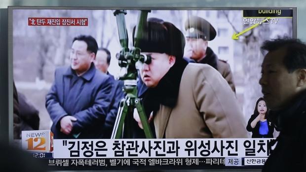 North Korea claims progress in missile development