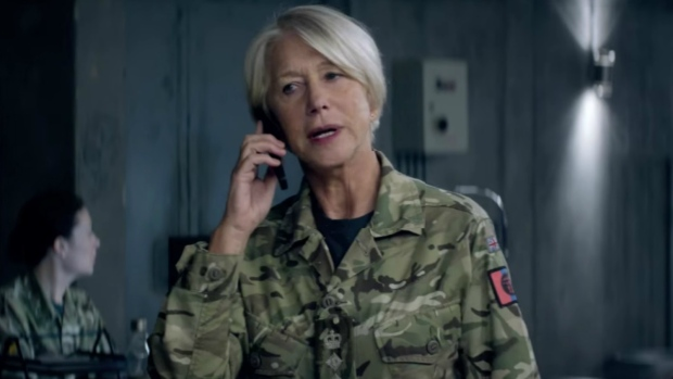 Helen Mirren in 'Eye in the Sky'.