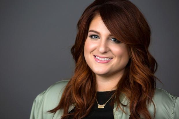 Singer Meghan Trainor