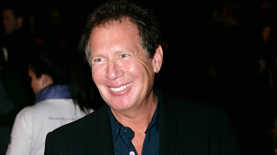 Gary Shandling in Culver City, Calif., on Oct. 17, 2006. (Matt Sayles / AP)