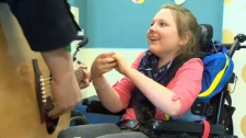 Alberta Children's Hospital music therapy