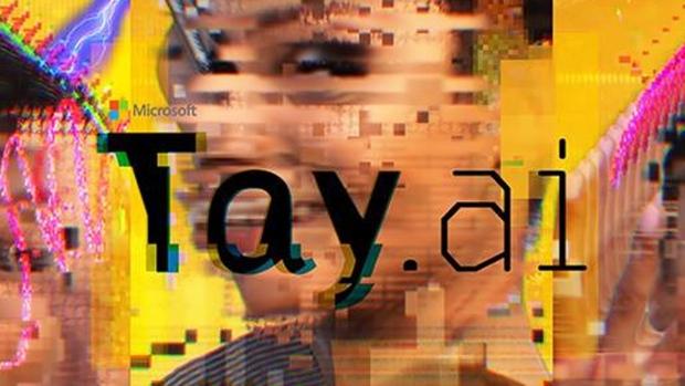 Microsoft TAY.ai Facebook image
