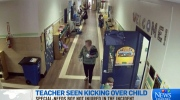 CTV News Channel: Teacher knocks down student