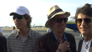 CTV News Channel: Rolling Stones to play in Cuba