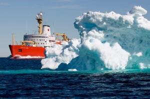 Shell donating controversial Arctic exploration permits to government