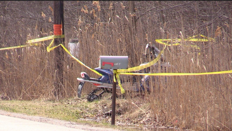 Sarnia police are still investigating after the body of Jonathan Pike was found in a wooded area off Tashmoo Avenue, March 25, 2016