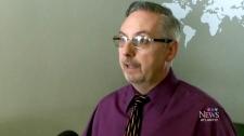 CTV Atlantic: N.B. pastor helping Brussels