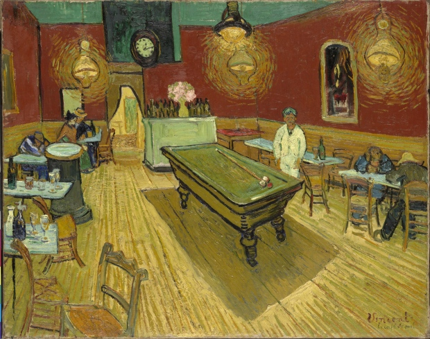 Vincent van Gogh's 'Night Cafe'