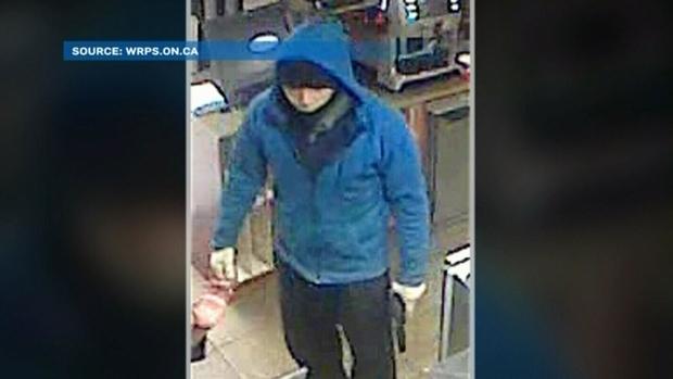 CTV Kitchener: Tim Hortons robbed | CTV News