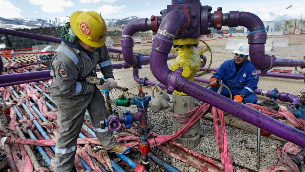 hydraulic fracturing in Colorado, a.k.a. fracking