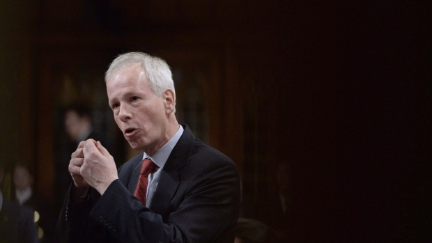 Foreign Affairs Minister Stephane Dion in Ottawa