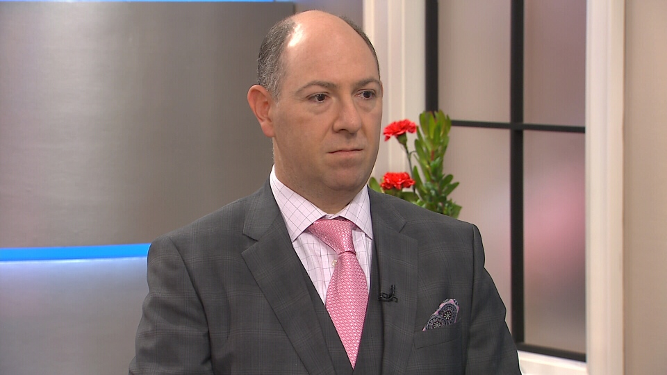 Legal Analyst Ed Prutschi appears on Canada AM, Tuesday, March 29, 2016.