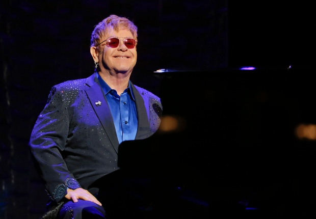 Elton John to Retire From the Road After 3-Year Tour