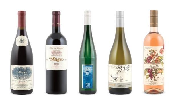 Wines of the week - March 28, 2016