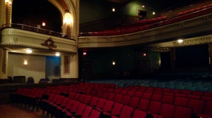 The Burton Cummings Theatre.