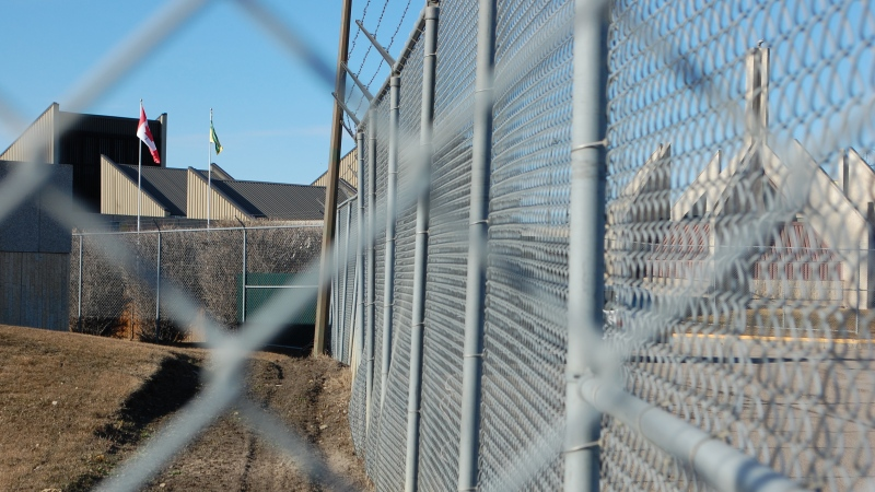 The Saskatoon Correctional Centre is pictured in this file photo. (Damien Kent/CTV Saskatoon)