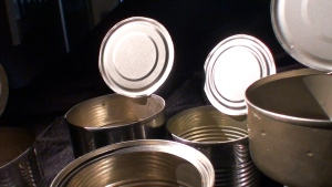 CTV National News: Tests find BPA in cans