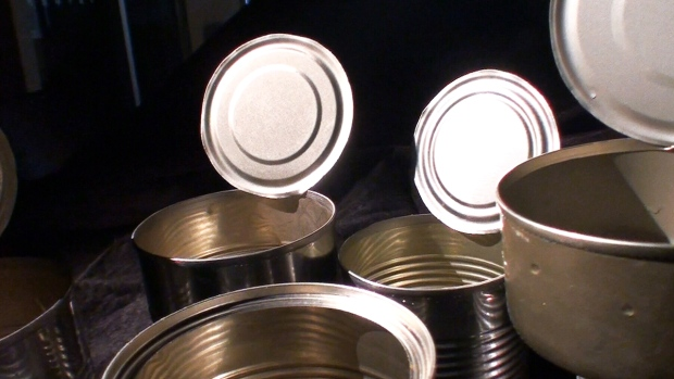 BPA Cans