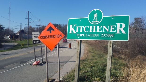 Kitchener construction