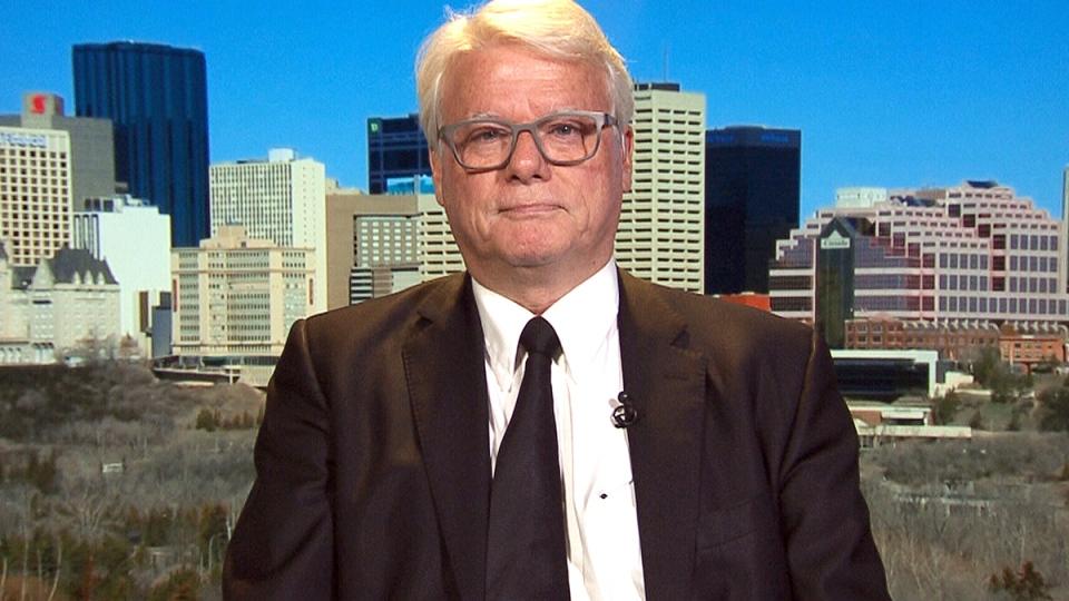 Edmonton's Senior Economist Jonathan Rose speaks to CTV's Power Play, on Wednesday, March 30, 2016.