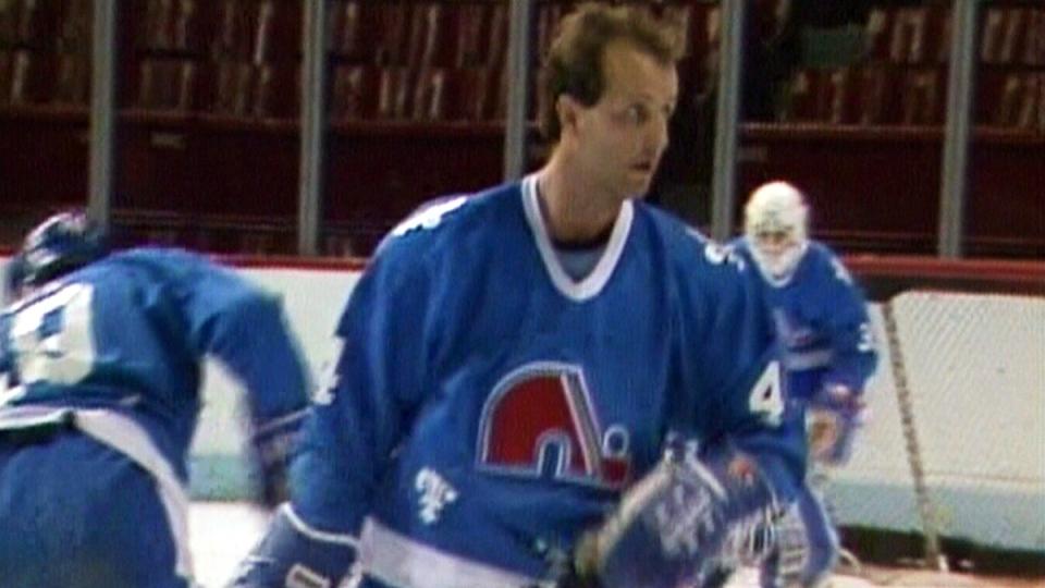 One-time NHL defenceman Brad Maxwell