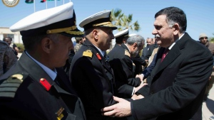 Head of UN-backed Libyan government in Tripoli
