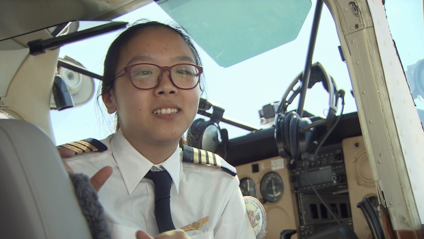 Amputee's dream takes flight in Pitt Meadows