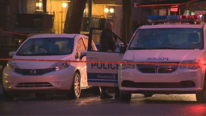 Police arrested 10 people during a raid in Montreal North and another in Repentigny Thursday.