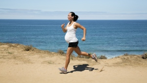 A new us study suggests that a love of exercise could start as early as in the womb. (AMR Image/Istock.com)