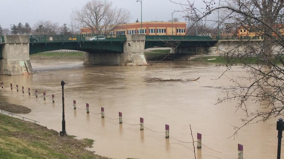 Fall River Ford >> Flooding possible in some areas in the Chatham region | CTV News Windsor
