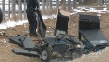 CTV Kitchener: Buggy crash