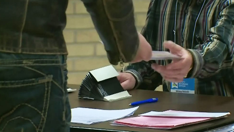 CTV Regina: Eve of election