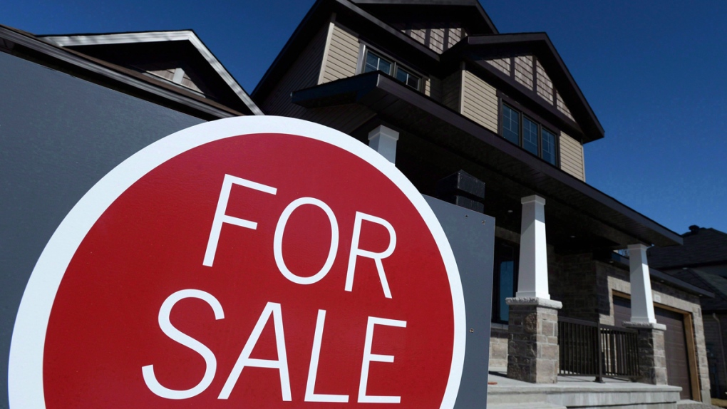 A new home for sale in Carleton Place, Ont.