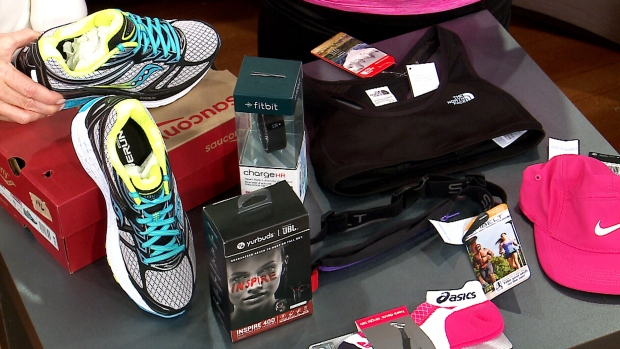 Fitness expert Libby Norris shares a simple step-by-step guide to get you off the couch and into the races this spring. (CTV Canada AM)