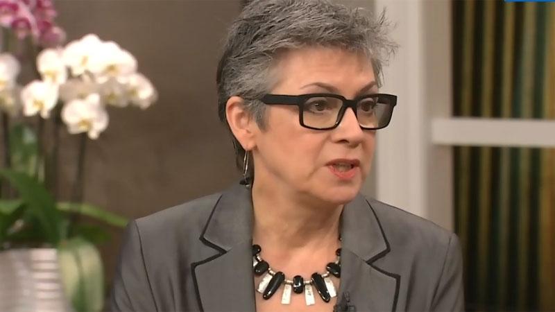 United Church of Canada minister Gretta Vosper