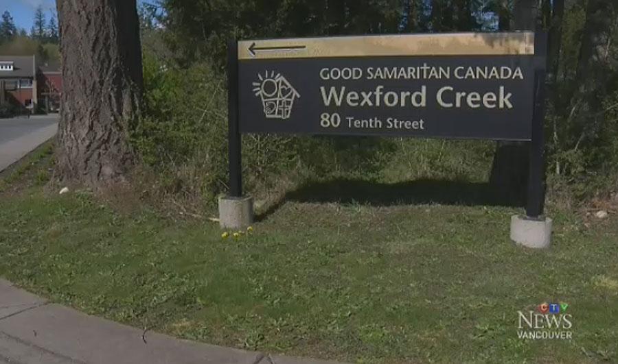 B C  seniors' home lays off entire staff | CTV News