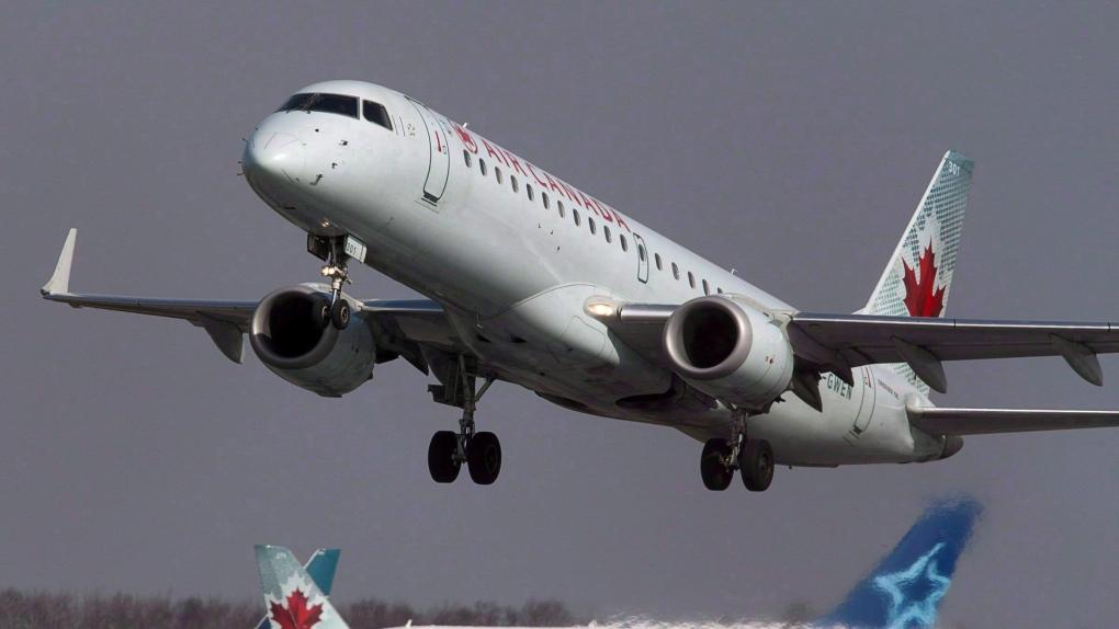 Air Canada biojet