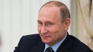 Russian President Vladimir Putin in Moscow, Russia, Tuesday, April 5, 2016. (AP / Ivan Sekretarev, pool)