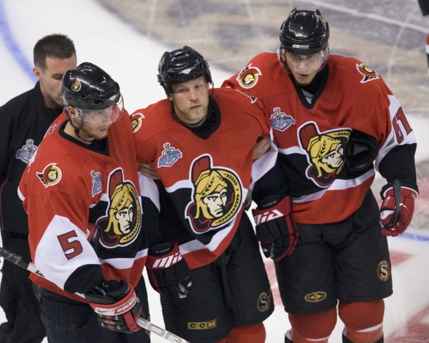 Head hits in the NHL